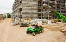 JohnDeere Gator Construction