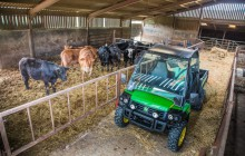 JohnDeere Gator Farming