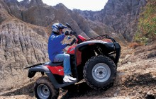 Kymco ATV Mountain