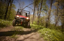 Polaris Ranger Forest